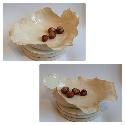 Blown bowl