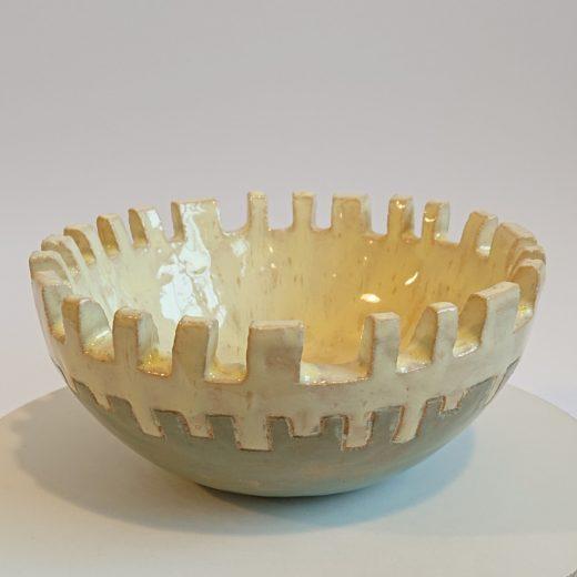 Castle bowl