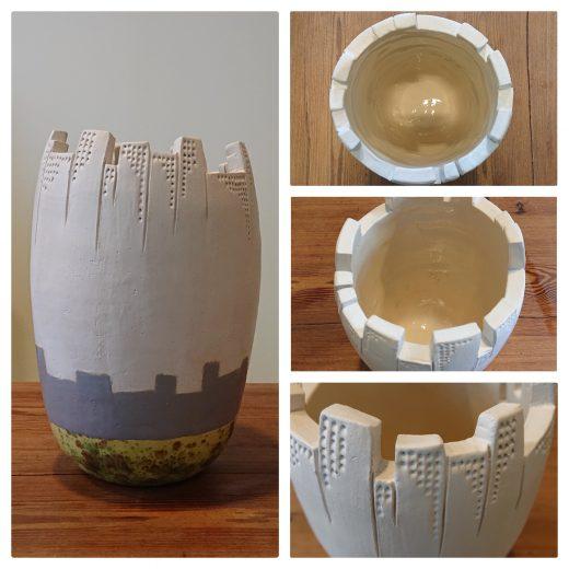 New York vase